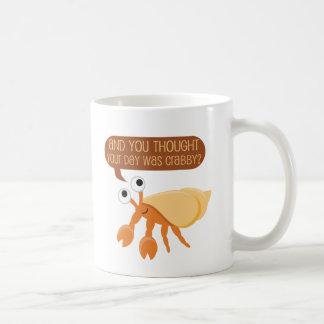 Funny Crabby Mug