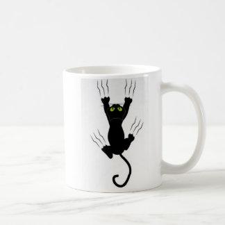 Funny Crazy Cat Mug