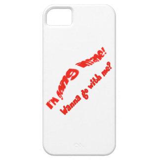 Funny Crazy Insane Humor iPhone 5 Case
