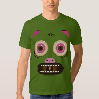 Funny crazy monster shirts
