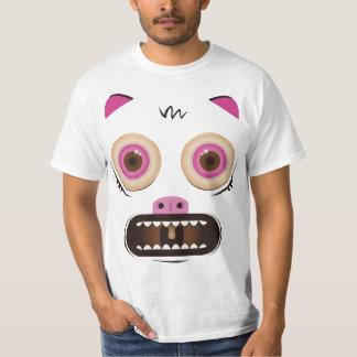 Funny crazy monster t-shirt