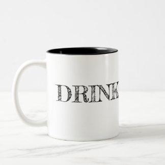 "Funny Creative ""Drink Off Me"" Mug"
