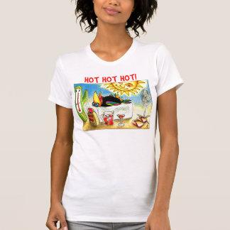 Funny Crow Summer Vacation Tshirts