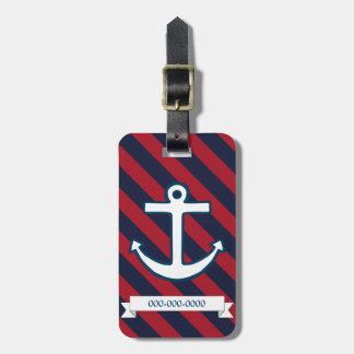 Funny Cruise Queen Luggage Tag Gift