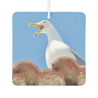 Funny Crying Seagull Air Freshener
