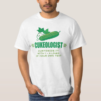 Funny Cucumber T-Shirt