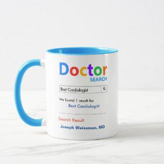 Funny Custom Best Cardiologist Gift Mug