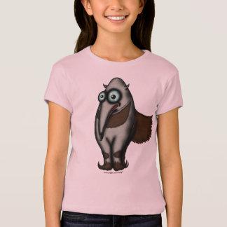 Funny cute anteater kids t-shirt design
