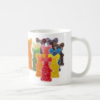 Funny Cute Gummy bear Herds Mug