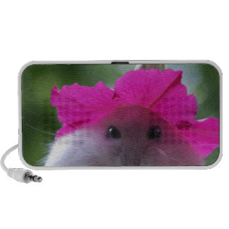 Funny Cute Hamster PC Speakers