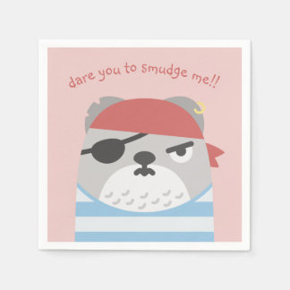 Funny, Cute Paper Napkins for Parties & Occasions