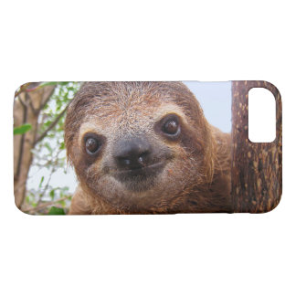 Funny Cute Pet Photo Sloth Animals Case-Mate iPhone Case