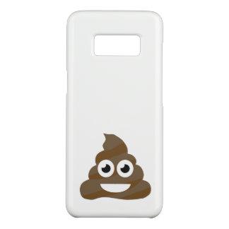 Funny Cute Poop Emoji Case-Mate Samsung Galaxy S8 Case