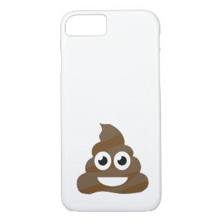 Funny Cute Poop Emoji iPhone 8/7 Case