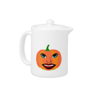 Funny Cute Pumpkin Customizable