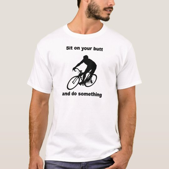 Funny cycling T-Shirt