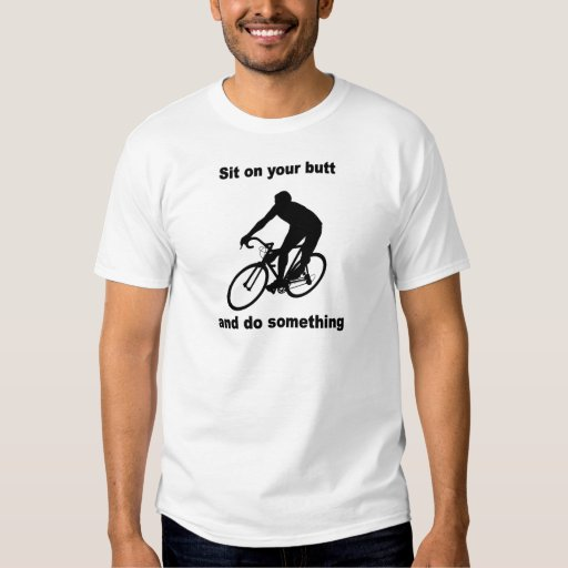 Funny cycling t shirts
