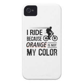 Funny Cycling Tees Case-Mate iPhone 4 Case