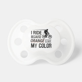 Funny Cycling Tees Pacifier
