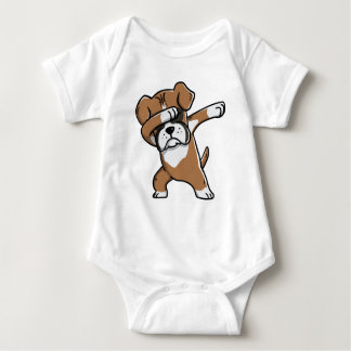 Funny Dabbing Boxer T-Shirt