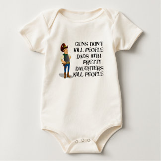 Funny Dad Quote Baby Shirt