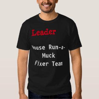 Funny Dad TShirt CricketDiane House Run-a-Muck Fun