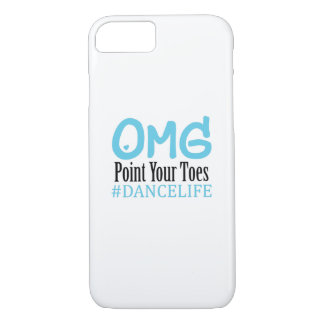 Funny Dance Gift Teacher Omg Point Your Toes Case-Mate iPhone Case