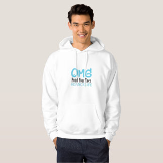 Funny Dance Gift Teacher Omg Point Your Toes Hoodie