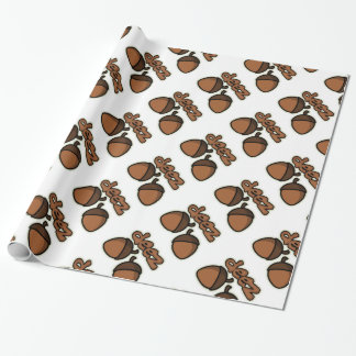 Funny deez nuts wrapping paper