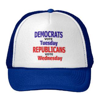 Funny Democrat Cap / Hat