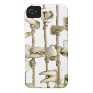 Funny Dental Photography Extracted Teeth Dentist iPhone 4 Case-Mate Cases