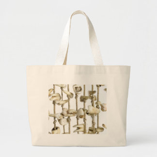 Funny Dental Photography Extracted Teeth Dentist Large Tote Bag