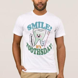 Funny Dentist Dental Hygienist T-Shirt