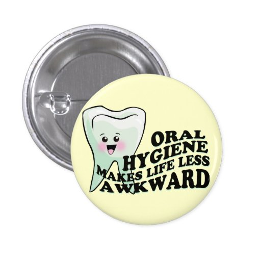 Funny Dentists and Prosthodontists Buttons