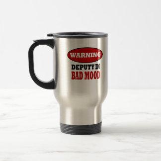 Funny Deputy  Mug