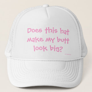 Funny Dieting Humor Trucker Hat