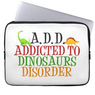 Funny Dinosaur Laptop Sleeve