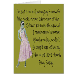 Funny Diva Card