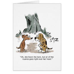 Funny dog birthday cards choice image birthday cards ideas birthday from the dog greeting cards greeting card templates funny dog birthday card from crowden satz bookmarktalkfo Choice Image