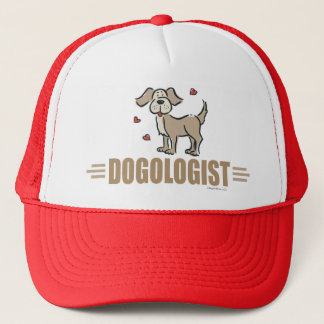 Funny Dog Lover Trucker Hat