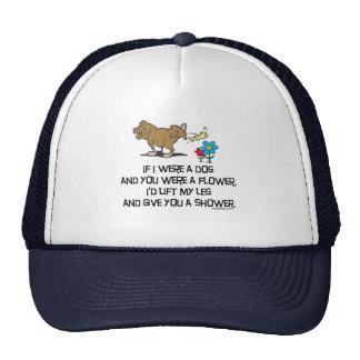 Funny Dog Poem Trucker Hat