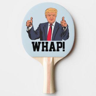 Funny Donald Trump Ping Pong  Paddles