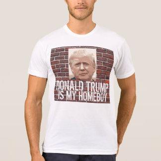 Funny Donald Trump T-shirts, MY HOMEBOY T-Shirt