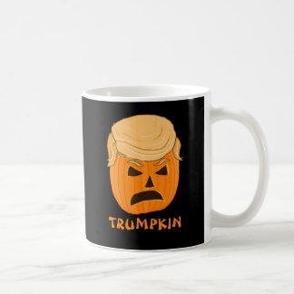Funny Donald Trumpkin Pumpkin Jack-o-lantern Coffee Mug