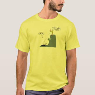 Funny Dont Lose the GPS Cartoon Geocaching Shirt