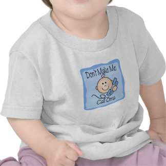 Funny Don't Make Me Call Oma Shirts