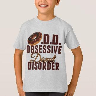 Funny Donut Kids T-Shirt