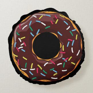 Funny Doughnut Novelty Throw Pillows