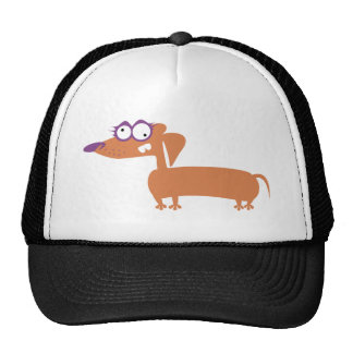 Funny Doxie Trucker Hat