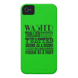 Funny drinking Case-Mate iPhone 4 cases